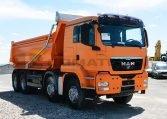 MAN TGS 41440 8x4BB Camión Dúmper 2