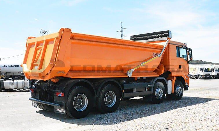 MAN TGS 41440 8x4BB Camión Dúmper 3