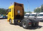 MAN TGX 18440 2012 4x2 BLS Cabeza Tractora en Madrid 4