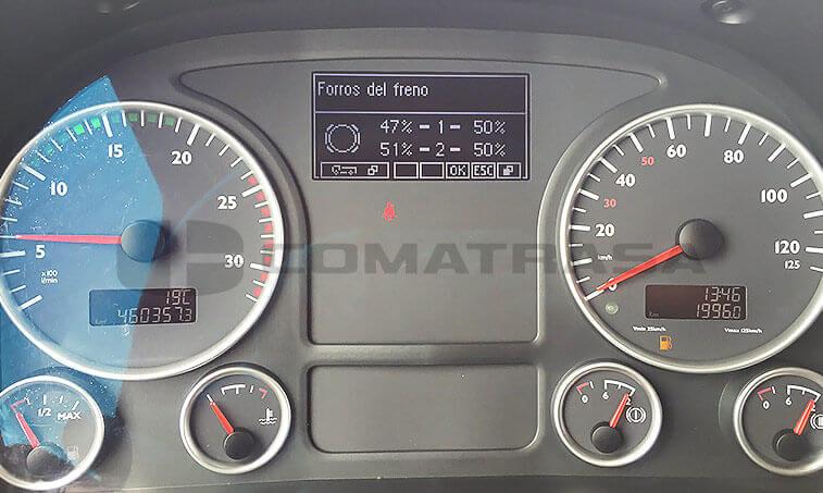 MAN TGX 18440 2012 4x2 BLS Cabeza Tractora en Madrid 6