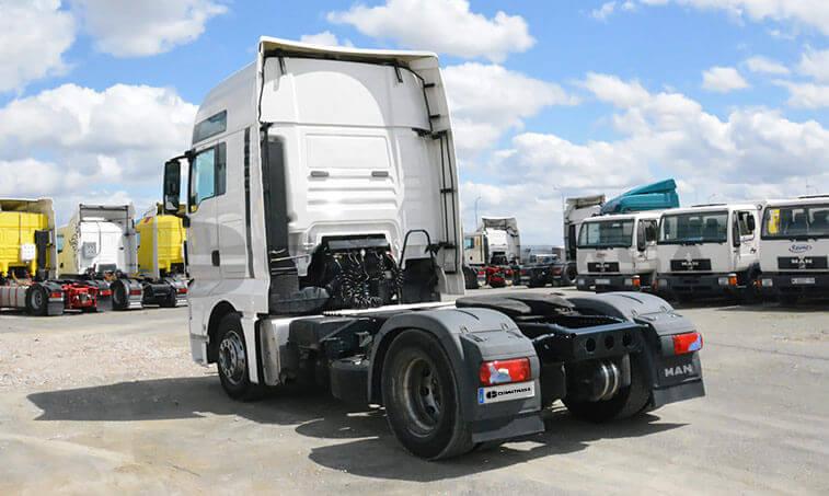 MAN TGX 18440 2009 4x2 BLS Cabeza Tractora 2009 07 22 4
