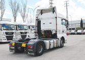 MAN TGX 18440 2010 4×2 BLS Cabeza Tractora 2010 12 13 4