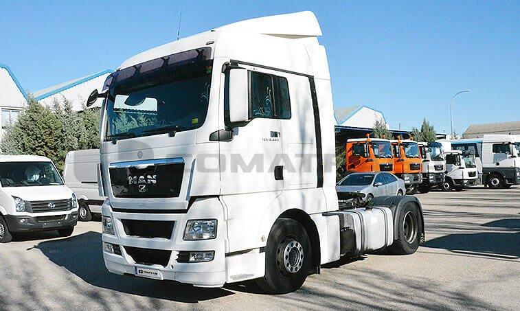 MAN TGX 18440 2011 4x2 BLS Cabeza Tractora 2011 abril 04 1