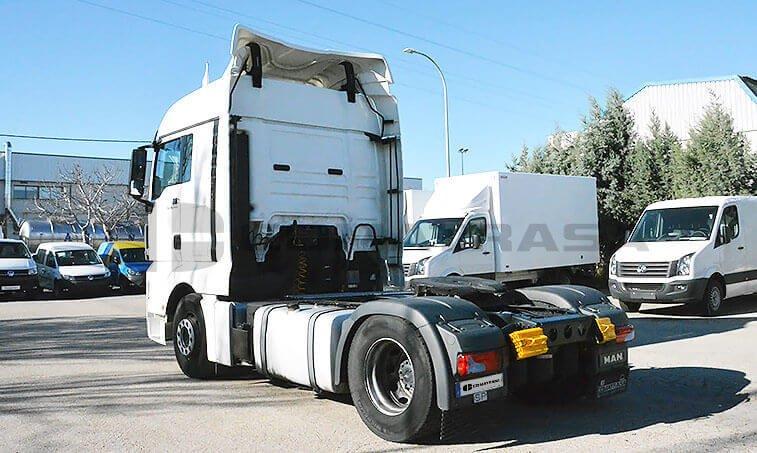 MAN TGX 18440 2011 4x2 BLS Cabeza Tractora 2011 abril 04 3