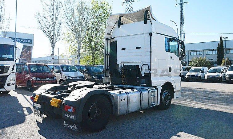 MAN TGX 18440 2011 4x2 BLS Cabeza Tractora 2011 abril 04 4