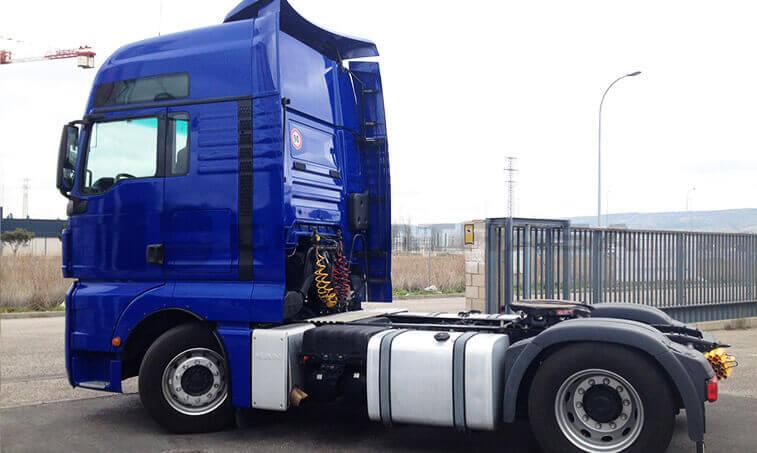 MAN TGX 18440 Cabeza Tractora - 3