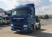 MAN TGX 18440 Septiembre 2011 Cabeza Tractora 1