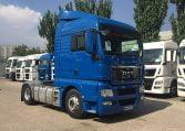 MAN TGX 18440 Septiembre 2011 Cabeza Tractora 2