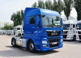 MAN TGX 18480 2015 4X2 BLS EFFICIENT LINE Cabeza Tractora 2