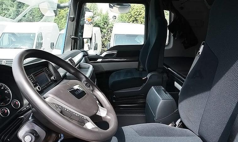 MAN TGX 18480 2015 4X2 BLS EFFICIENT LINE Cabeza Tractora 5