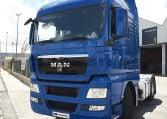 MAN TGX 18480 2012 4x2 BLS Cabeza Tractora - 1