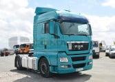 MAN TGX 18480 2007 4x2 BLS Cabeza Tractora 2007 10 29 2