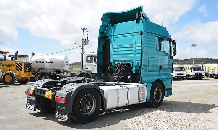 MAN TGX 18480 2007 4x2 BLS Cabeza Tractora 2007 10 29 3