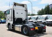 MAN TGX 18480 4X2 BLS Efficient Line 2 Cabeza Tractora 4