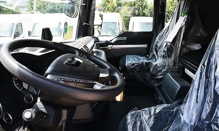 MAN TGX 18480 4X2 BLS Efficient Line 2 Cabeza Tractora 5