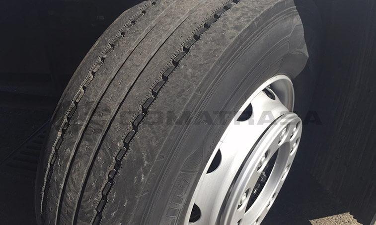MAN TGX 18480 Octubre 2012 4x2 rueda