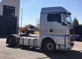 Tractora ocasión MAN TGX 18480 octubre 2012 4