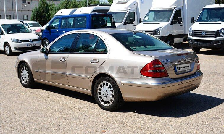 Mercedes Benz E 220 3