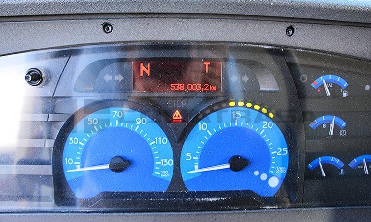 Renault 180 10 B cuadro mandos