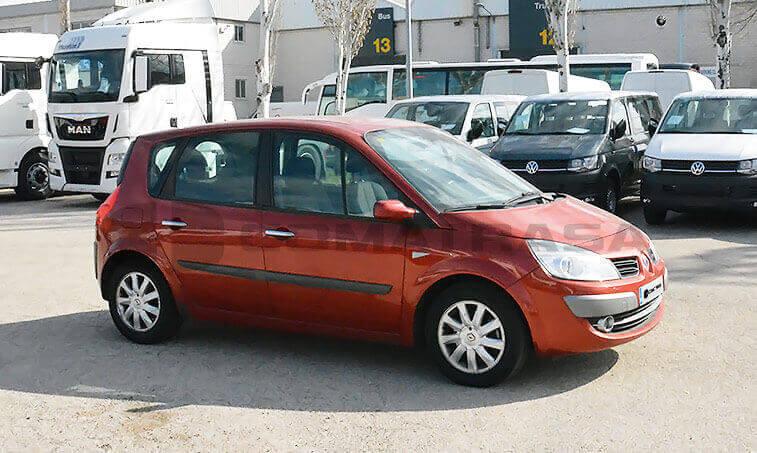 Renault Megane Scenic 1.9 dCi 130 CV Turismo 2007 2