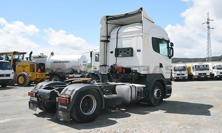 Scania 12L4x2 37 Cabeza Tractora 2005 12 20 3