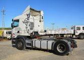 Scania R124LA4X2NA420 lateral izquierdo