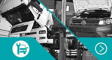 Taller Oficial Man Vehículos Industriales y Volkswagen Vehículos Comerciales