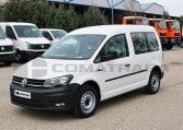 Volkswagen Caddy 2016 01