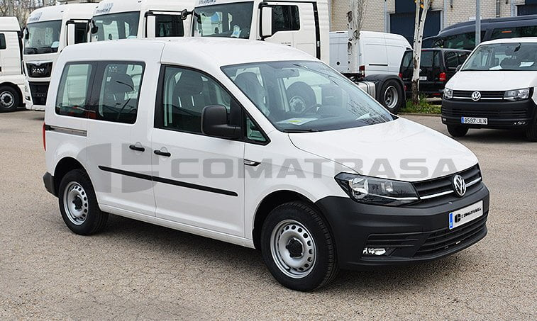 Volkswagen Caddy 2016 02