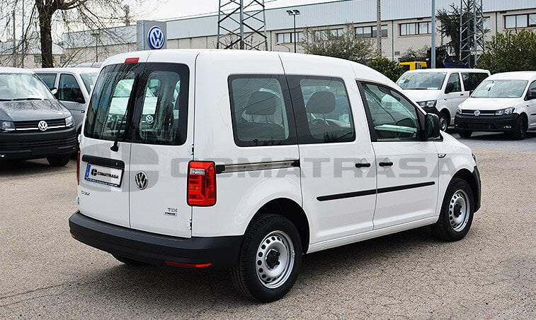 Volkswagen Caddy 2016 03