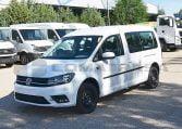 Volkswagen Caddy Maxi Trendline 2.0 TDI 102 CV 1