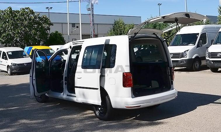 Volkswagen Caddy Maxi Trendline 2.0 TDI 102 CV 4