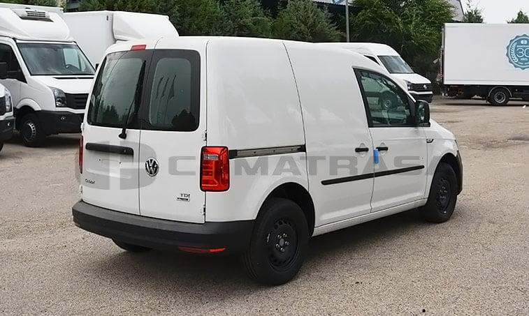 Volkswagen Caddy Profesional 2.0 TDI 75 CV Furgón 3