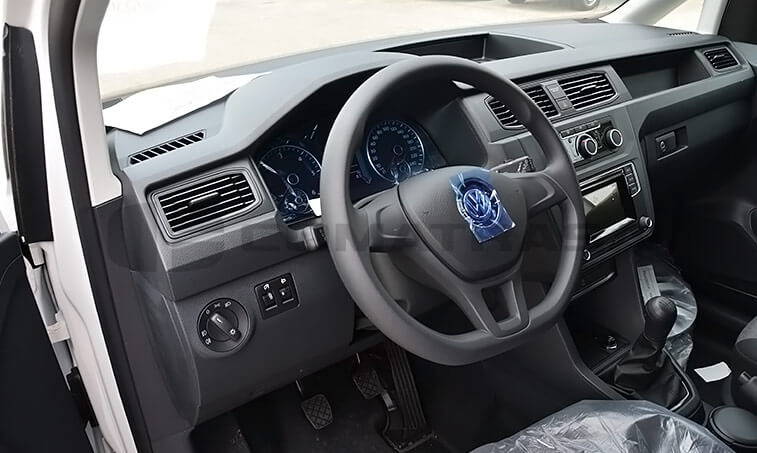 Volkswagen Caddy Profesional 2.0 TDI 75 CV Furgón 6