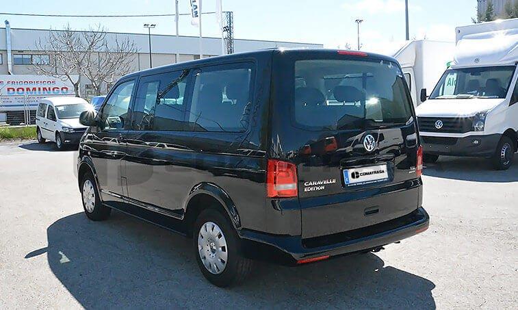 Volkswagen Caravelle 2015 2.0 TDI 114 CV 2015 3