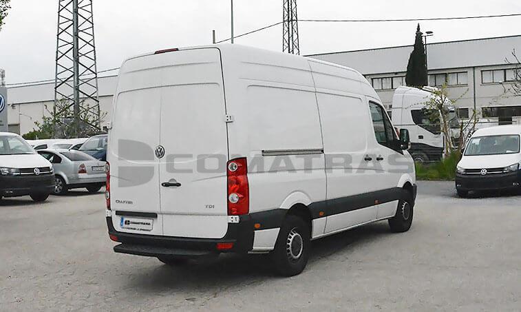Volkswagen Crafter 2012 2.0 TDI 109 CV Furgón 2012 02 29 3