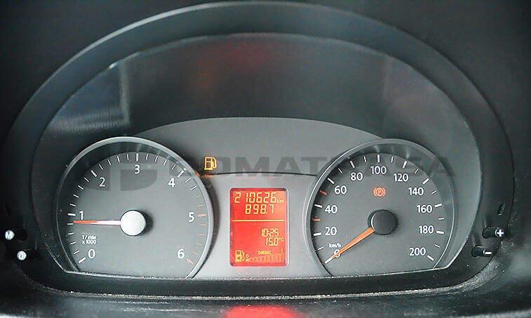 Volkswagen Crafter 2012 2.0 tdi 109 cv furgón 2012 02 29 6