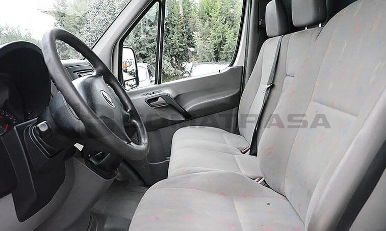 Volkswagen Crafter 2.5 TDI 163 CV Furgón 2008 01 17 5