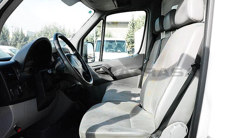 Volkswagen Crafter 2.5 TDI 136 CV Camión 5