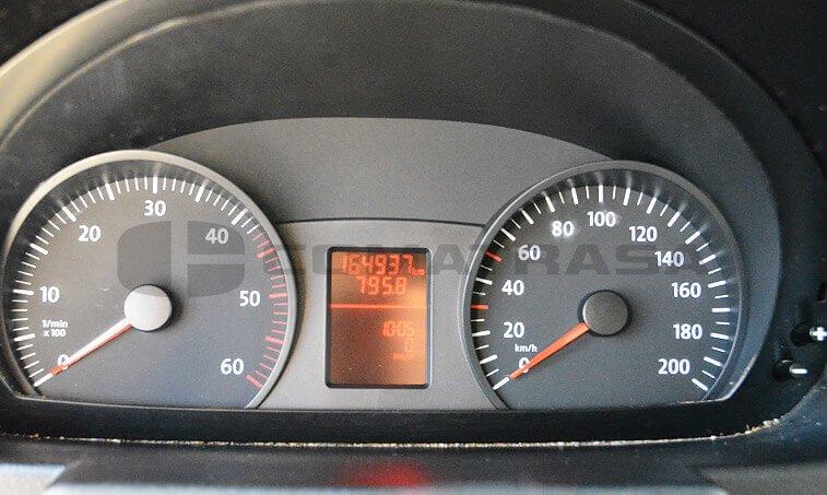 Volkswagen Crafter 2.5 TDI 136 CV Camión 6