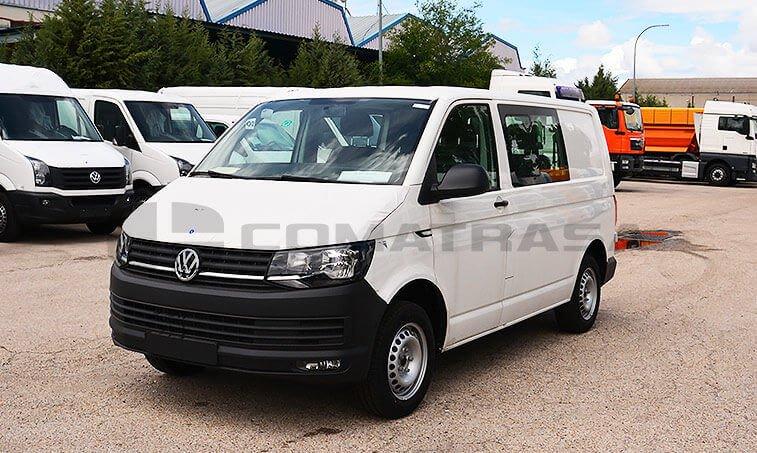 Volkswagen Transporter 2.0 TDI 102 CV 5 plazas Mixto 1