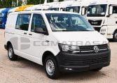 Volkswagen Transporter 2.0 TDI 102 CV 5 plazas Mixto 2