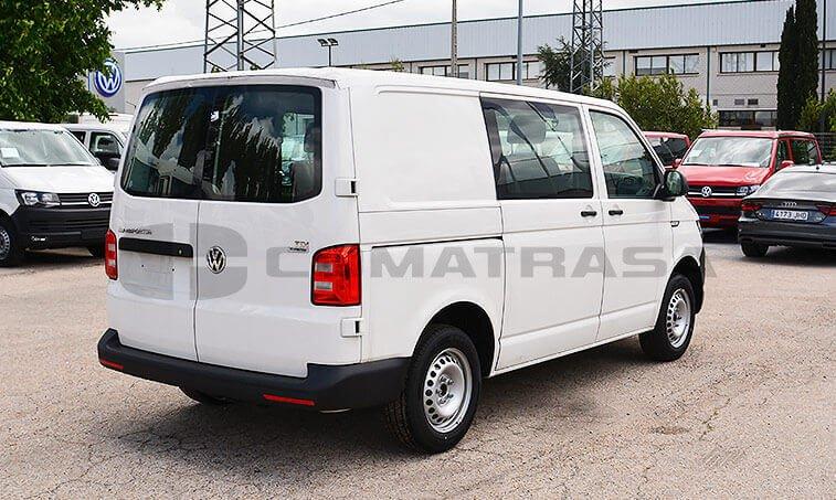Volkswagen Transporter 2.0 TDI 102 CV 5 plazas Mixto 3