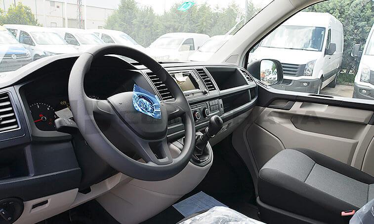 Volkswagen Transporter 2.0 TDI 102 CV 5 plazas Mixto 5