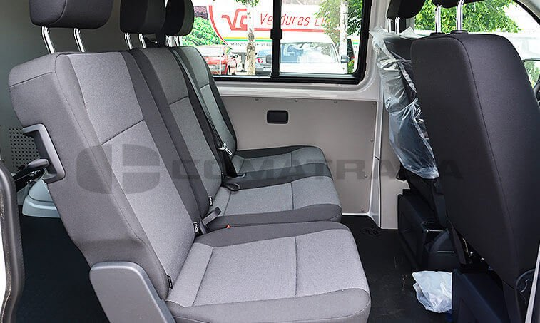 Volkswagen Transporter 2.0 TDI 102 CV 5 plazas Mixto 6