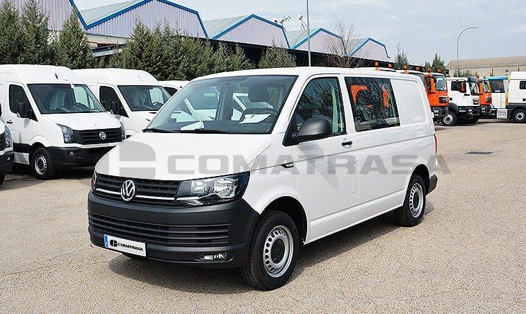 Volkswagen Transporter Kombi 2.0 TDI 100 CV - 1