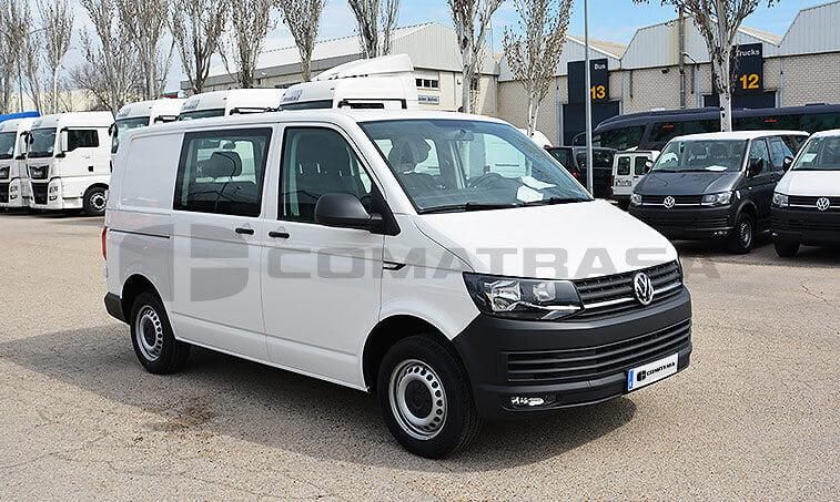 Volkswagen Transporter Kombi 2.0 TDI 100 CV - 2