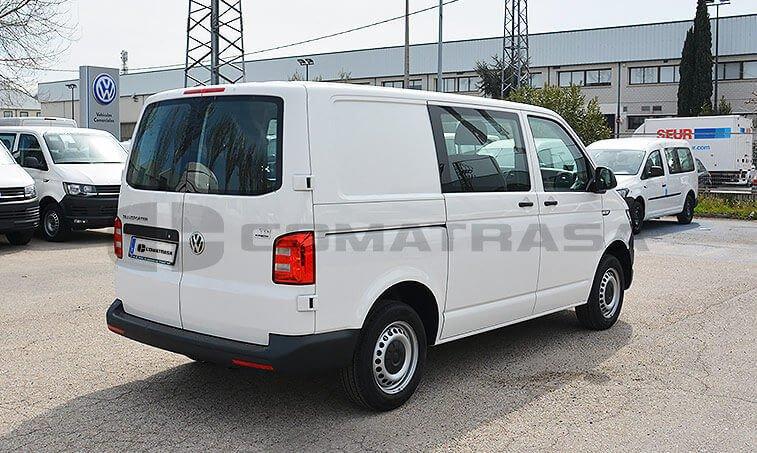 Volkswagen Transporter Kombi 2.0 TDI 100 CV - 3