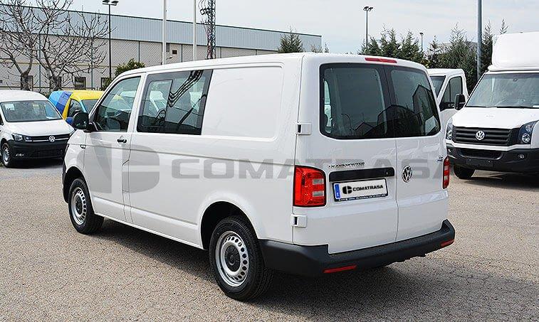Volkswagen Transporter Kombi 2.0 TDI 100 CV - 4