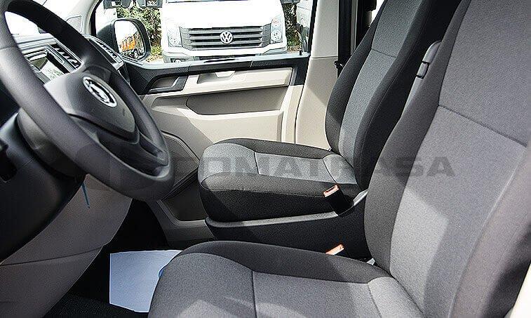 Volkswagen Transporter Kombi 2.0 TDI 100 CV - 5